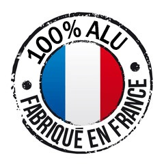 100% ALU 100% Made in France